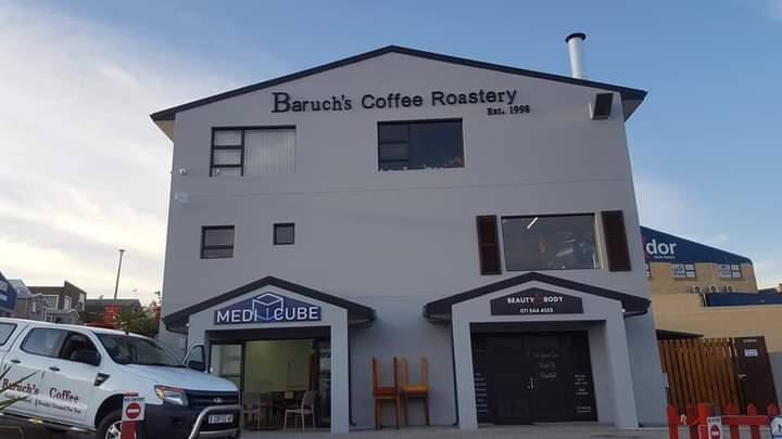 Photos from Baruch's Coffee Roastery's post