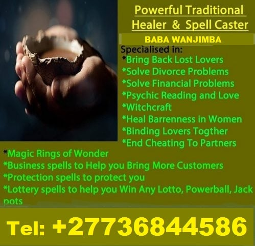 Photos from Lost love spell caster baba wanjimba +27736844586's post