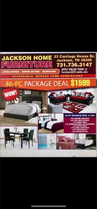 Jackson Home Furniture 23, Furniture Jackson Tn