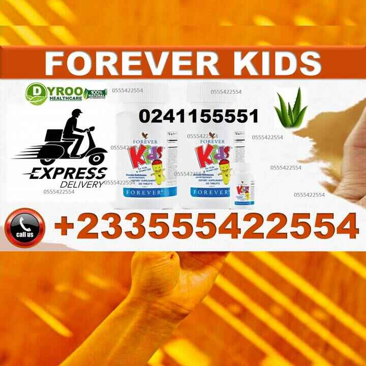 Forever kids in Kumasi updated their business hours.