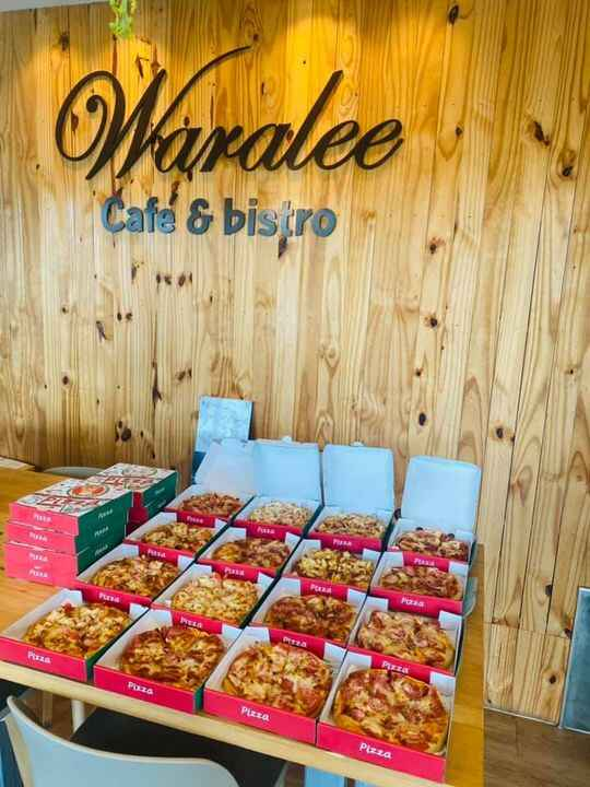 Photos from Waralee Cafe '&Bistroไทวัสดุ's post
