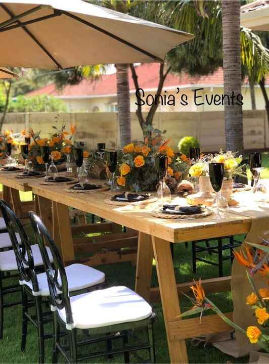 Photos from Sonia's Events's post