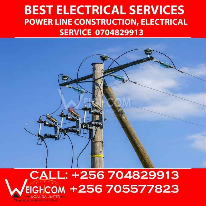 Electrical engineering company in Kampala updated their website address.