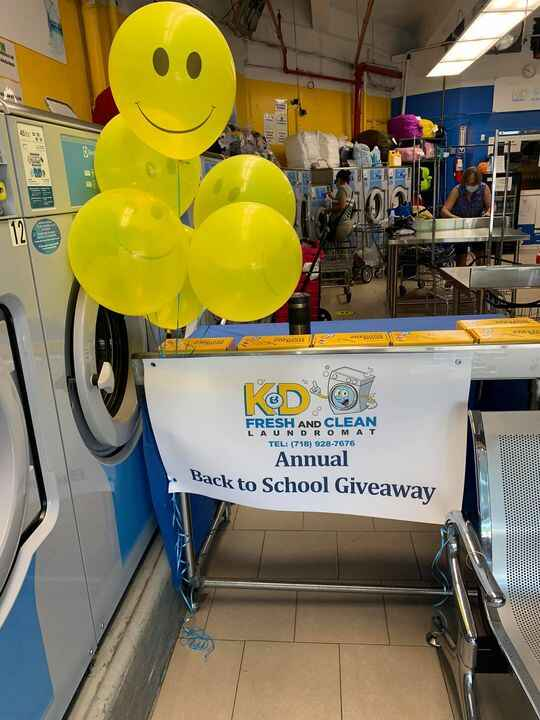 Photos from K and D Fresh and Clean Laundromat's post