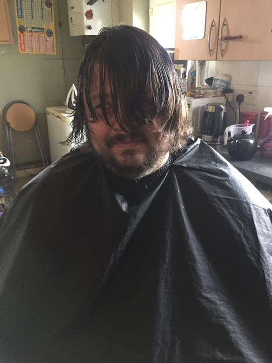Photos from Warrington Mobile Barber Services's post