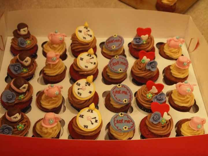 Our collections of cupcakes and cakes..stay tuned for more..:)