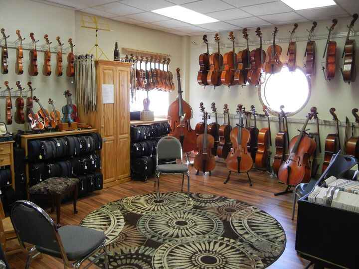 Austin Strings updated their business hours.