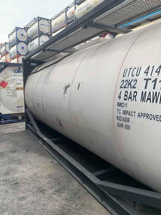 Photos from ISO Tank Logistics Co.,Ltd  Rent Sales & Transport Thailand's post